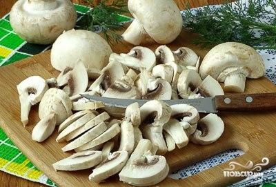 Гречневый суп с картофельными клецками - фото шаг 2