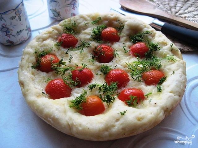 Картофельный пирог в мультиварке - фото шаг 10