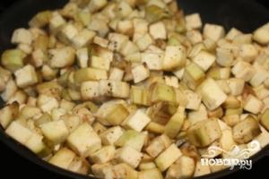 Картофель с баклажанами по-китайски - фото шаг 5