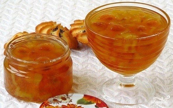 Рецепт Варенье из алычи с косточками