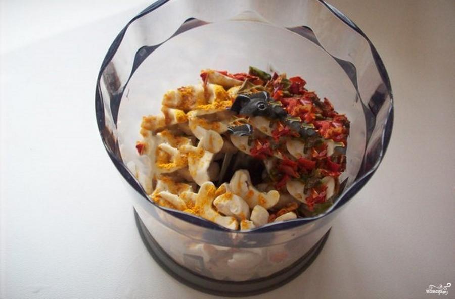 Сыроедческий сыр из кешью - фото шаг 1