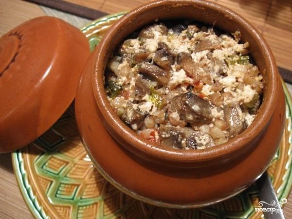 Рецепт Жаркое в горшочках со свининой
