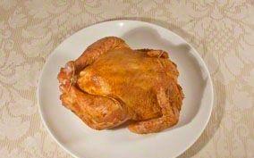Курица в рукаве - фото шаг 4