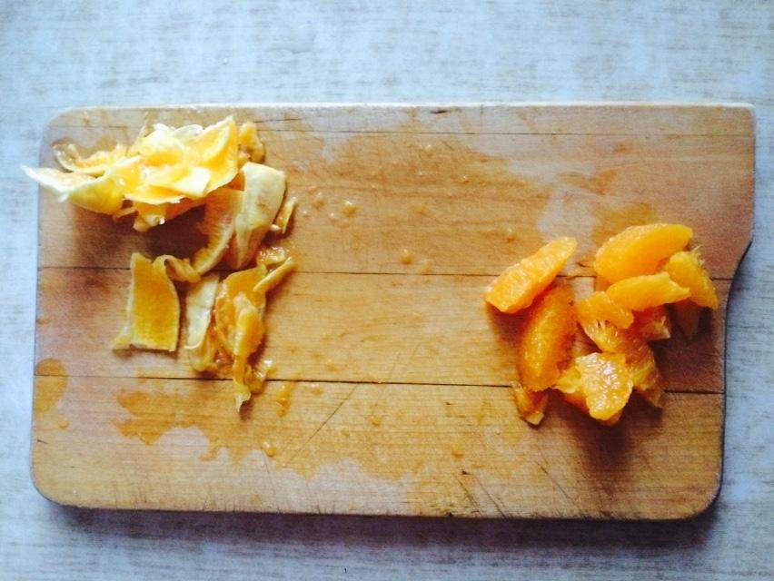 Смузи из фруктов - фото шаг 2