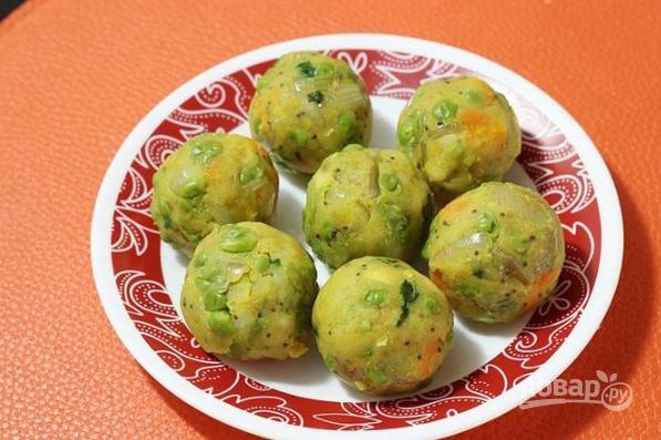 Овощи в кляре пошаговый рецепт
