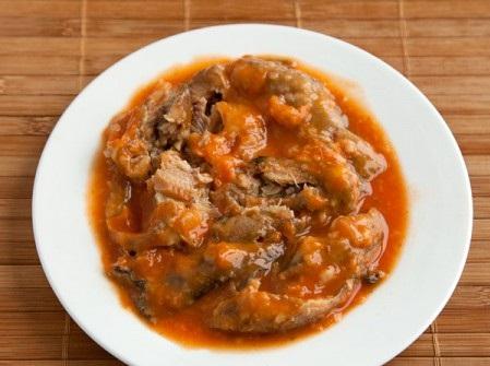Суп из томатной консервы - фото шаг 4