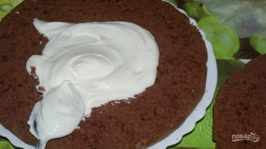 Торт на майонезе - фото шаг 6
