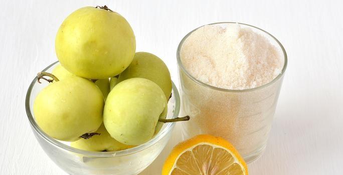 Рецепт Варенье из яблок без закатки