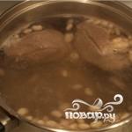 Рецепт Щи с фасолью