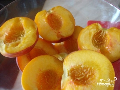 Сухофрукты из персика - фото шаг 4