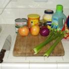 Рецепт Изысканный бутерброд с тунцом