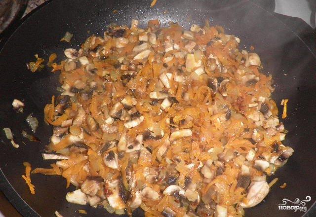 Котлеты из гречки и грибов постные - фото шаг 2