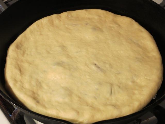 Осетинский пирог с ботвой - фото шаг 4