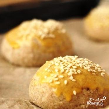 Ржаные булочки с луком - фото шаг 11