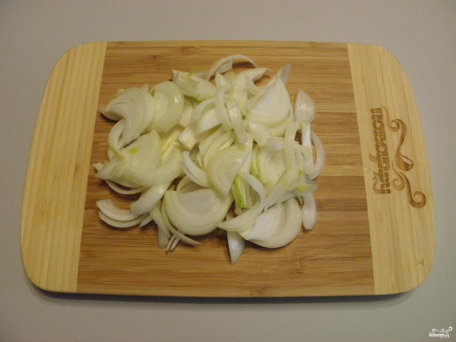 Пангасиус в духовке в сметане - фото шаг 4