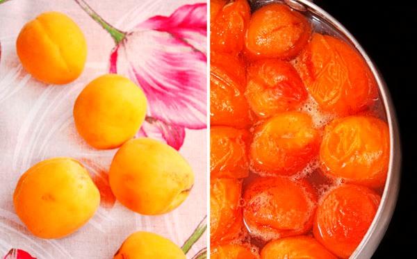 Варенье абрикосовое дольками рецепт