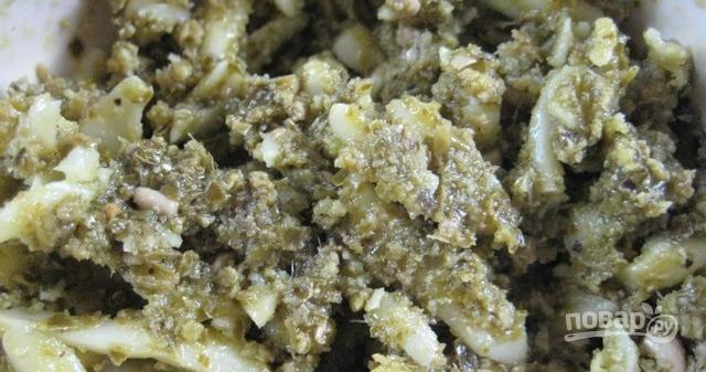Печеные кабачки в духовке - фото шаг 3
