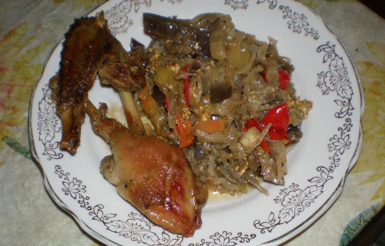 утка кусками в духовке пошаговый рецепт с фото