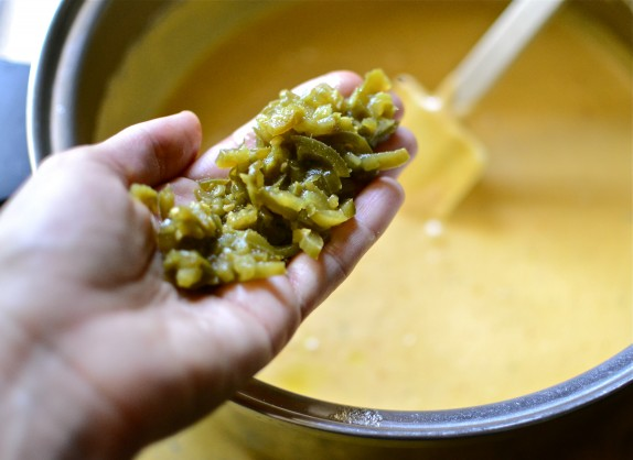 Закуска сырная на чипсах - фото шаг 4