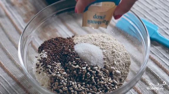 Веганское печенье - фото шаг 4