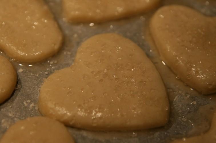 """Постное печенье """"Mинутка"""" - фото шаг 5"""