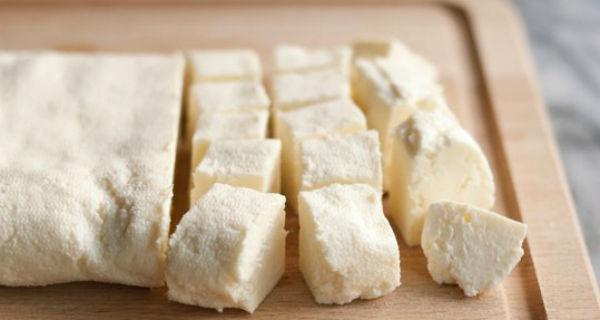 Сыр из молока в домашних условиях - фото шаг 6