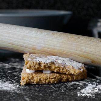 """Печенье из сладкого картофеля """"Пряное"""" - фото шаг 5"""