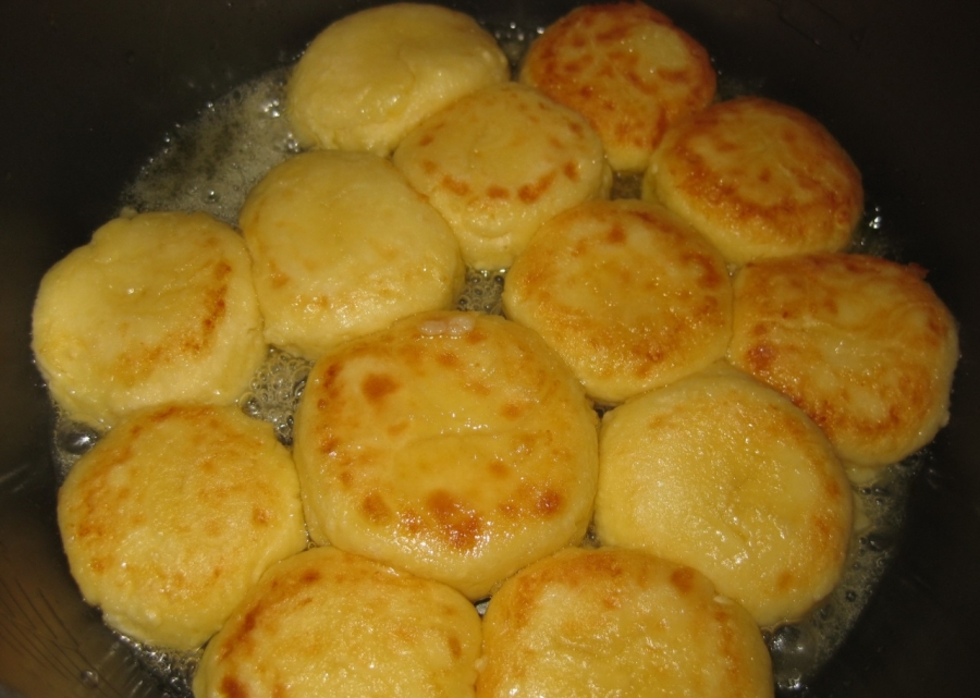 Сырники в мультиварке рецепты с фото на пару