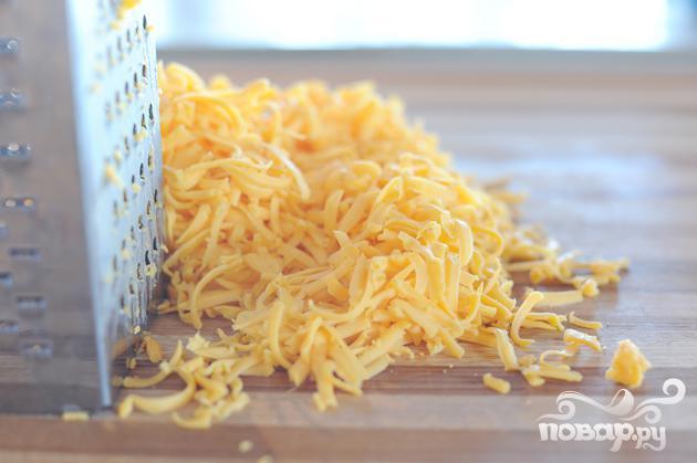 Итальянские макароны с сыром - фото шаг 1