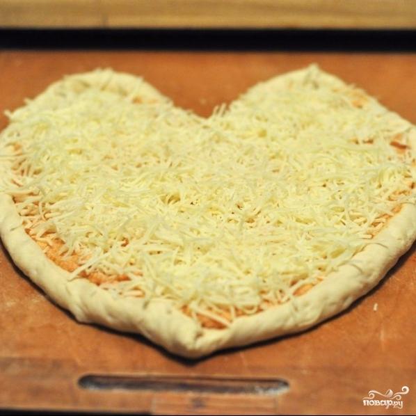 "Пицца ""Любимая"" - фото шаг 6"