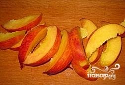 Курица с персиками - фото шаг 6