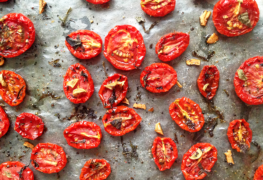 Вяленые помидоры - фото шаг 3