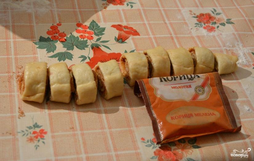 Домашние булочки пошаговый рецепт