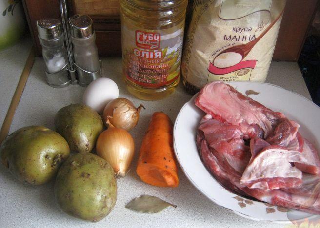 рецепт супа с мякотью говядины
