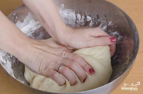 Дрожжевые пирожки - фото шаг 7