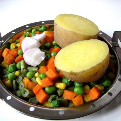 Овощные котлеты - фото шаг 1