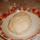 Рецепт Постное слоеное тесто