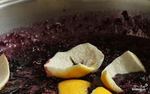 Варенье из шелковицы - фото шаг 5