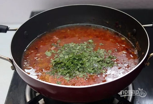 Суп из чечевицы - фото шаг 9
