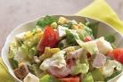 Салат из свинины и пахты