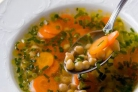 Суп из турецкого гороха