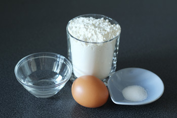 Рецепт Тесто для пельменей и вареников