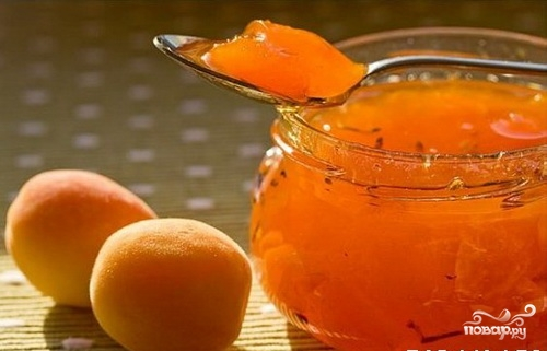 Рецепт Варенье из абрикосов