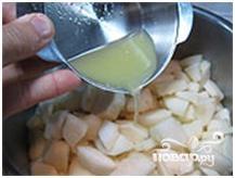 Варенье из груш с лимоном - фото шаг 5