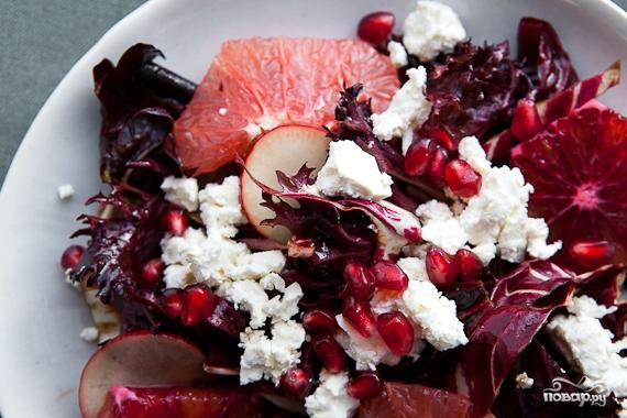 Салат ко дню влюбленных - фото шаг 3
