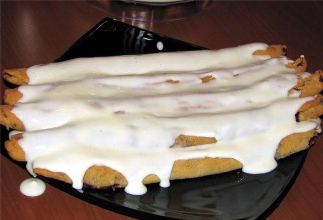 """Торт """"Дрова под снегом"""" - фото шаг 7"""