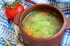 Постный суп на каждый день