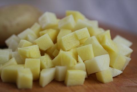 Рецепт Литовский грибной суп в хлебе
