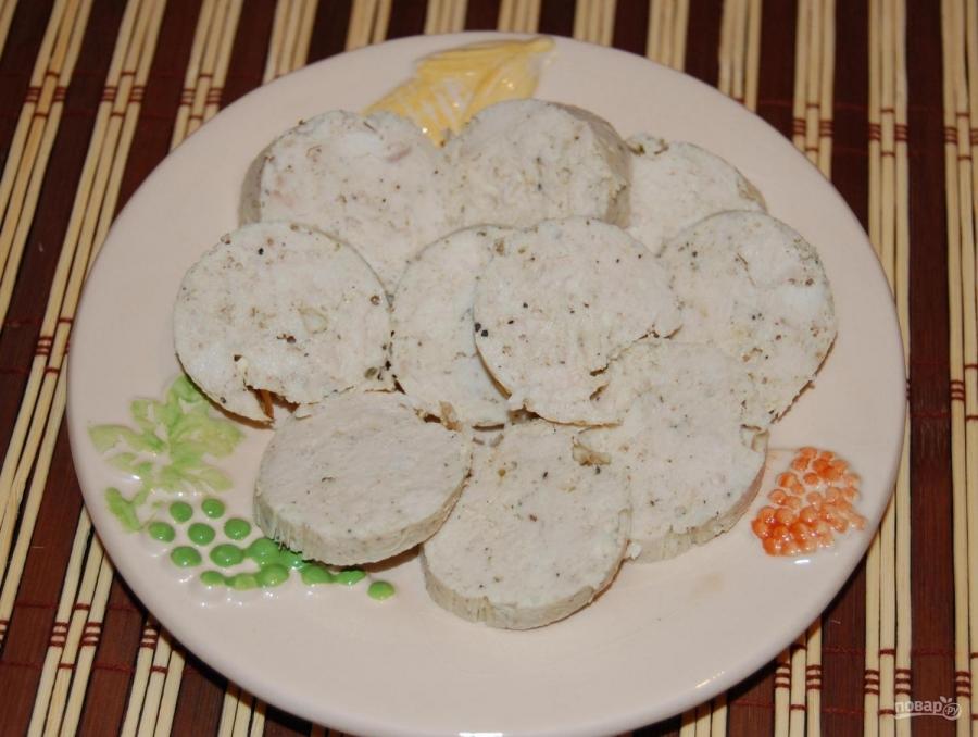 колбаса домашняя в духовке рецепты фото
