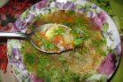 Суп с гречневой крупой